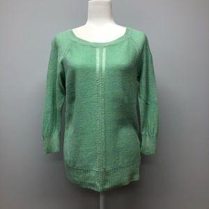 American Eagle Mint Sweater